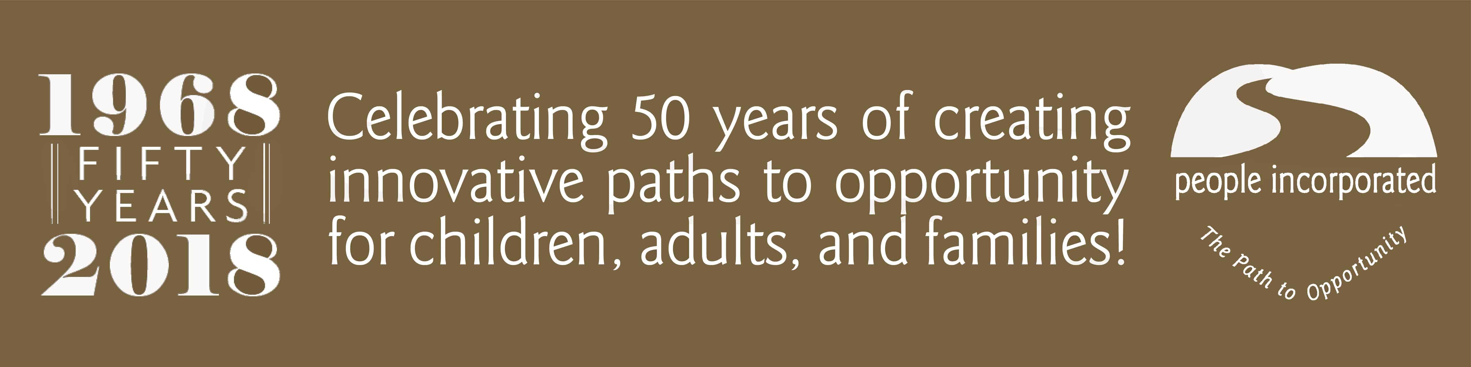 50 year anniversary promo