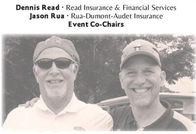 Dennis Read (deceased, and Jason Rua