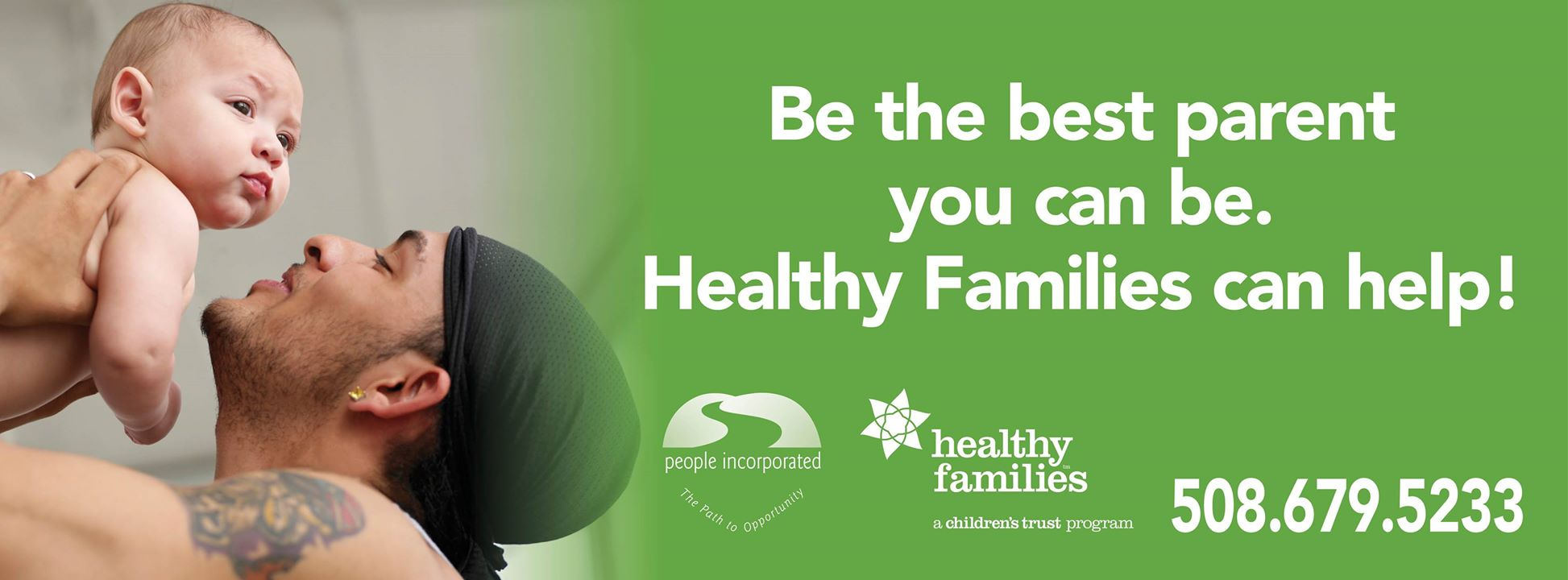 healthy families banner